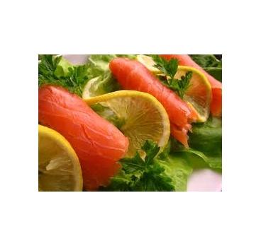 Salata Somon Fume 300GR