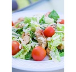 Salata cu Snitel de Pui