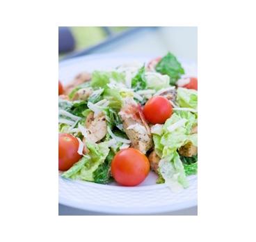 Salata cu Snitel de Pui 300GR