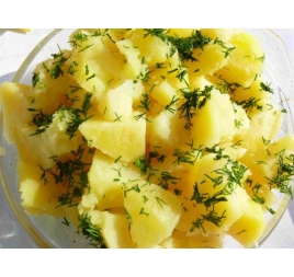 Cartofi nature