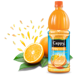 Cappy Pulpy 0.33L