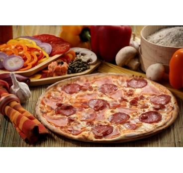 Pizza Quattro Carne 32cm