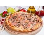 Pizza Prosciutto Funghi 32cm