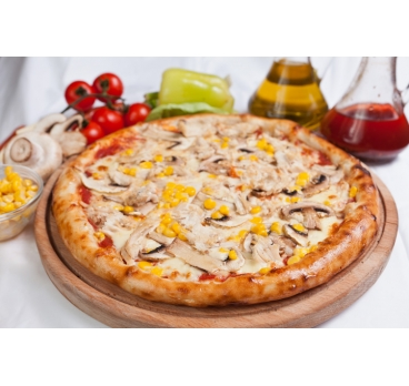Pizza Pollo 32cm