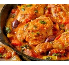 Pollo Siciliano