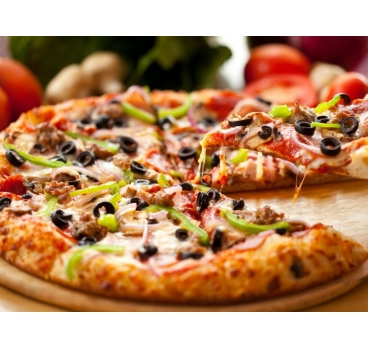Pizza Capricciosa 32cm